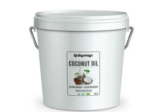 Органическое масло кокоса Darman/10 L