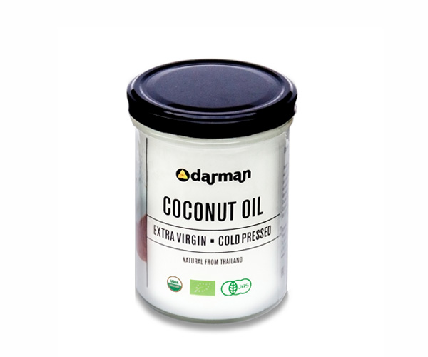 """Органическое масло кокоса """"Darman""""/435 ml"""