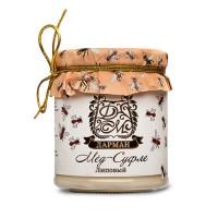 Мёд суфле липовый ДарМан / 250 гр.
